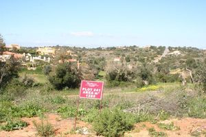 Land for sale in Carvoeiro lfo4725